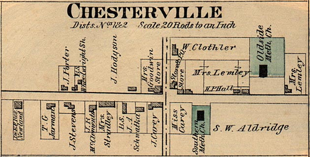 Chesterville 1876