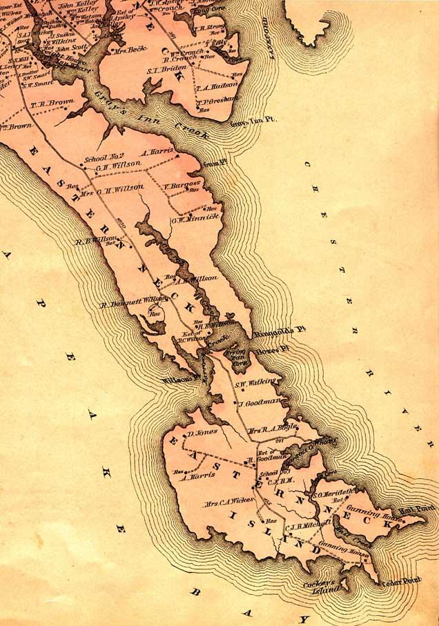Eastern Neck Island