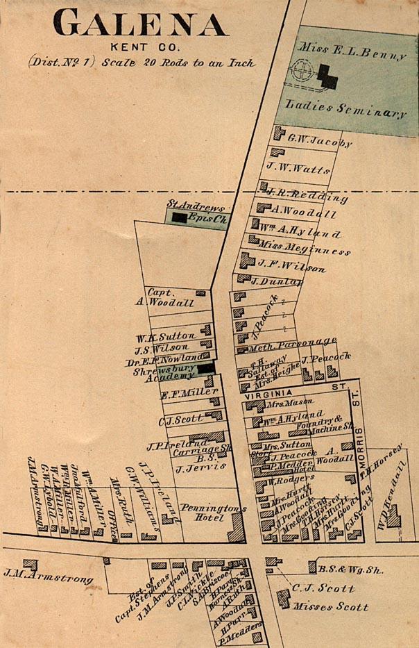 Galena 1876