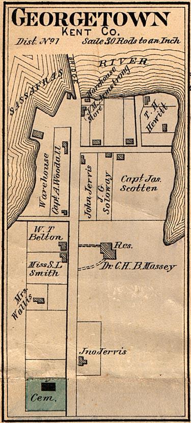 Georgetown 1876