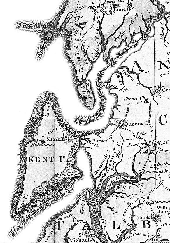 Kent Island 1795