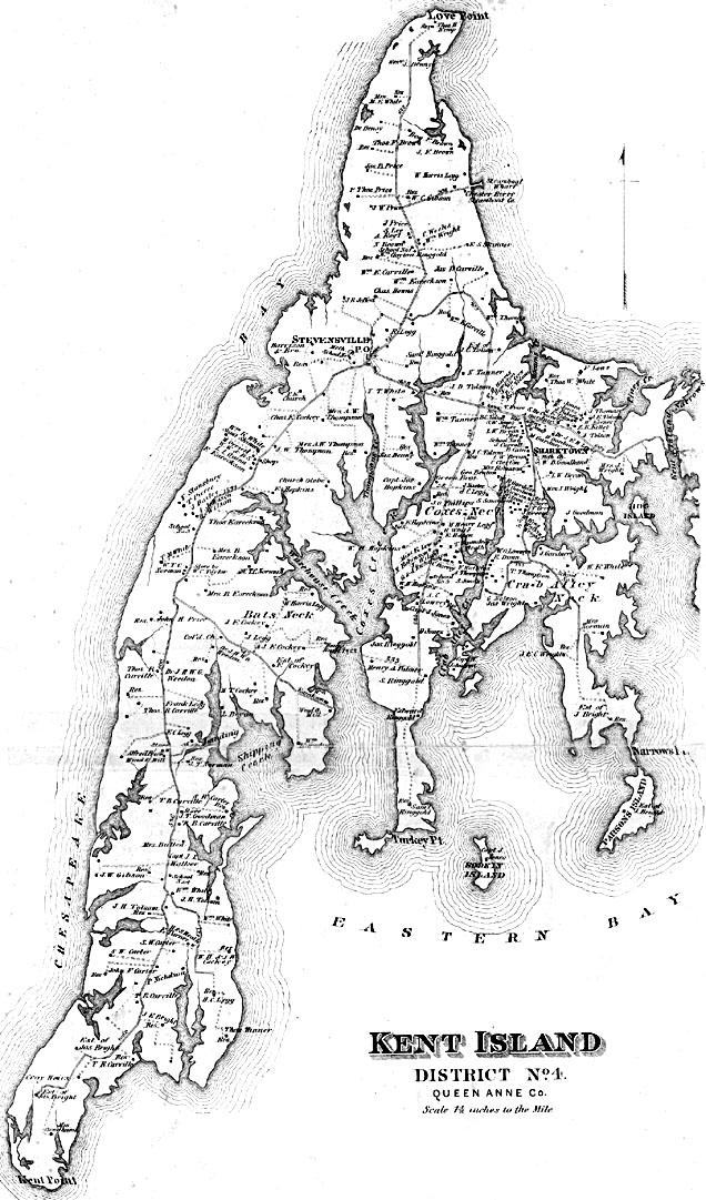 Kent Island 1877