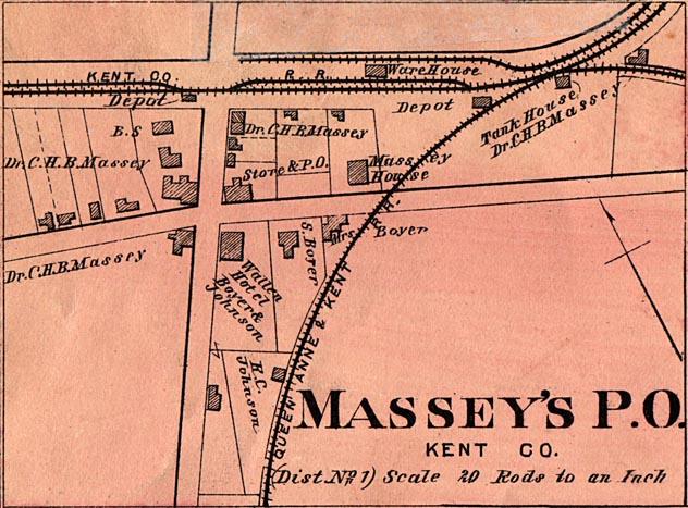 Massey's 1876