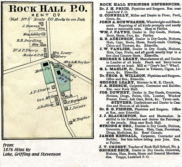 Rock Hall II